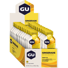 GU Energy Gel Box 24 x 32g, Gingerade